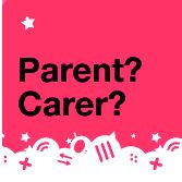 parent/carer link button